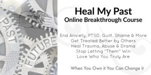 Heal My Past Online, Lessons in Joyful Living, Kimberly Rinaldi