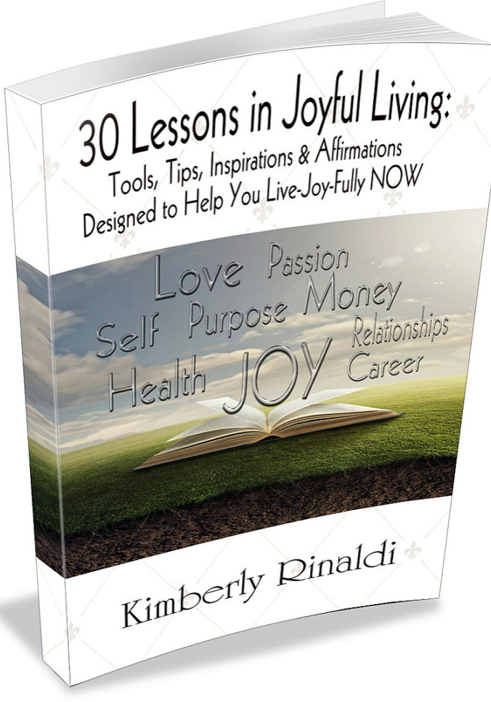 Kimberly Rinaldi Lessons in Joyful Living