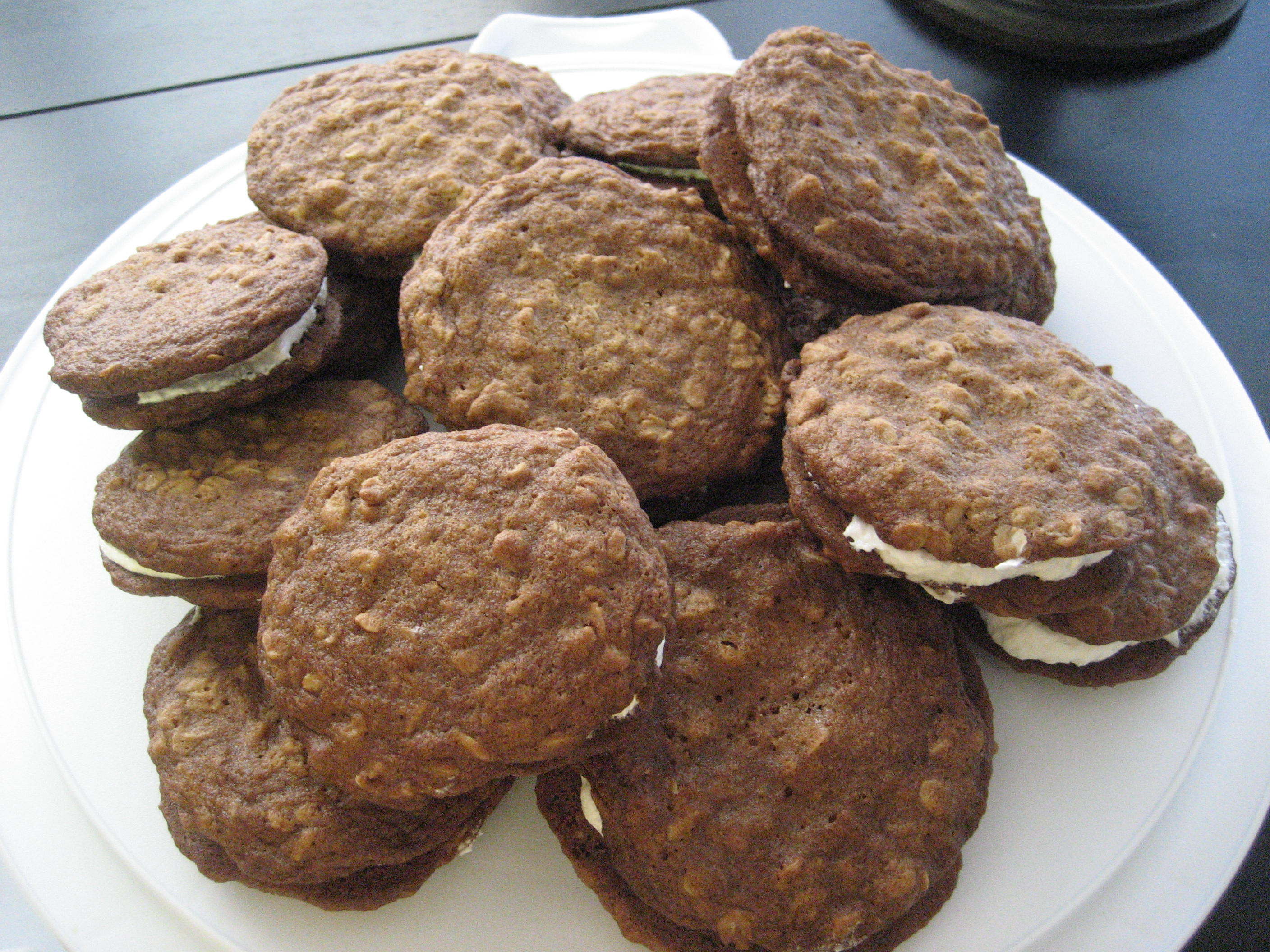 Oatmeal Cream Pies 012
