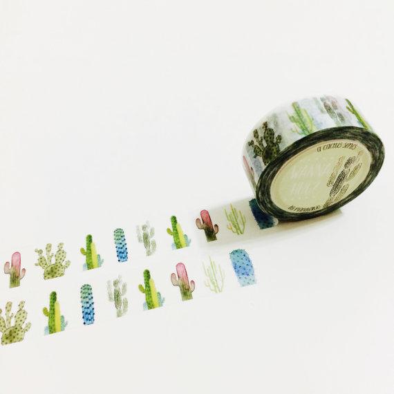 cacti-washy-tape