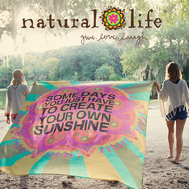 Kimberly Wahlberg Company offer s Natural Life