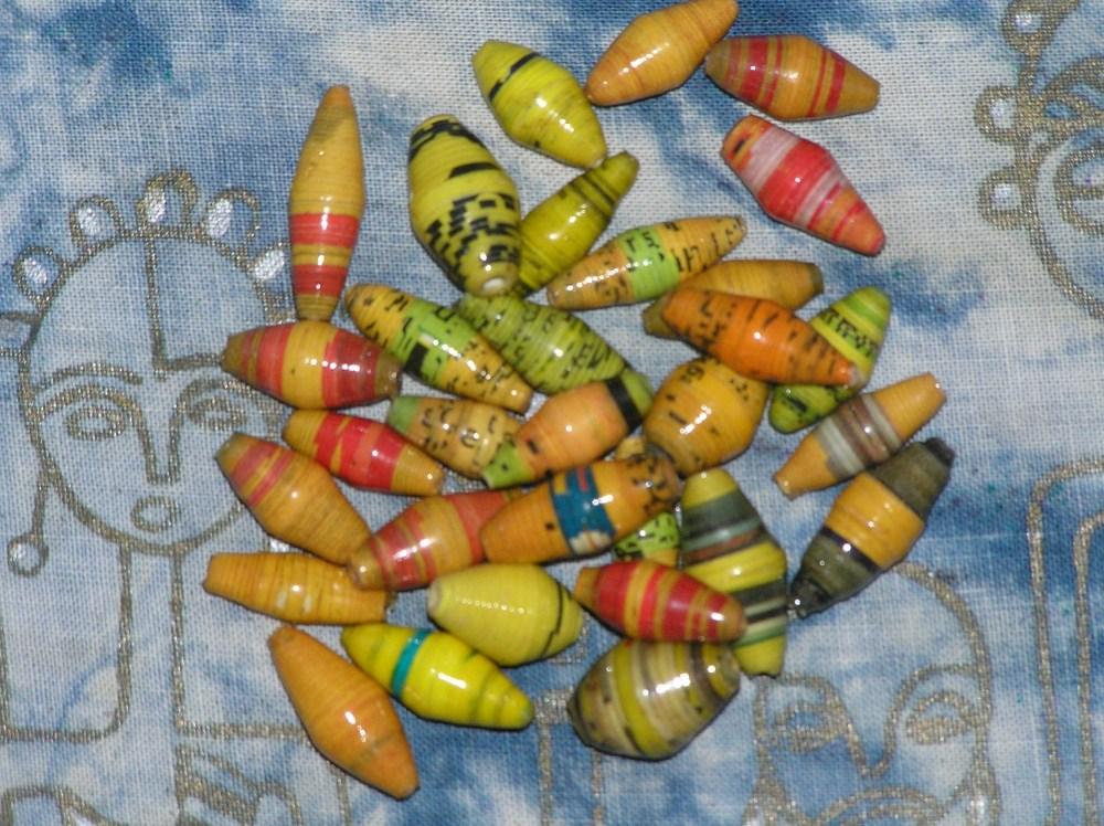 Paper Prayer Beads (2/4)