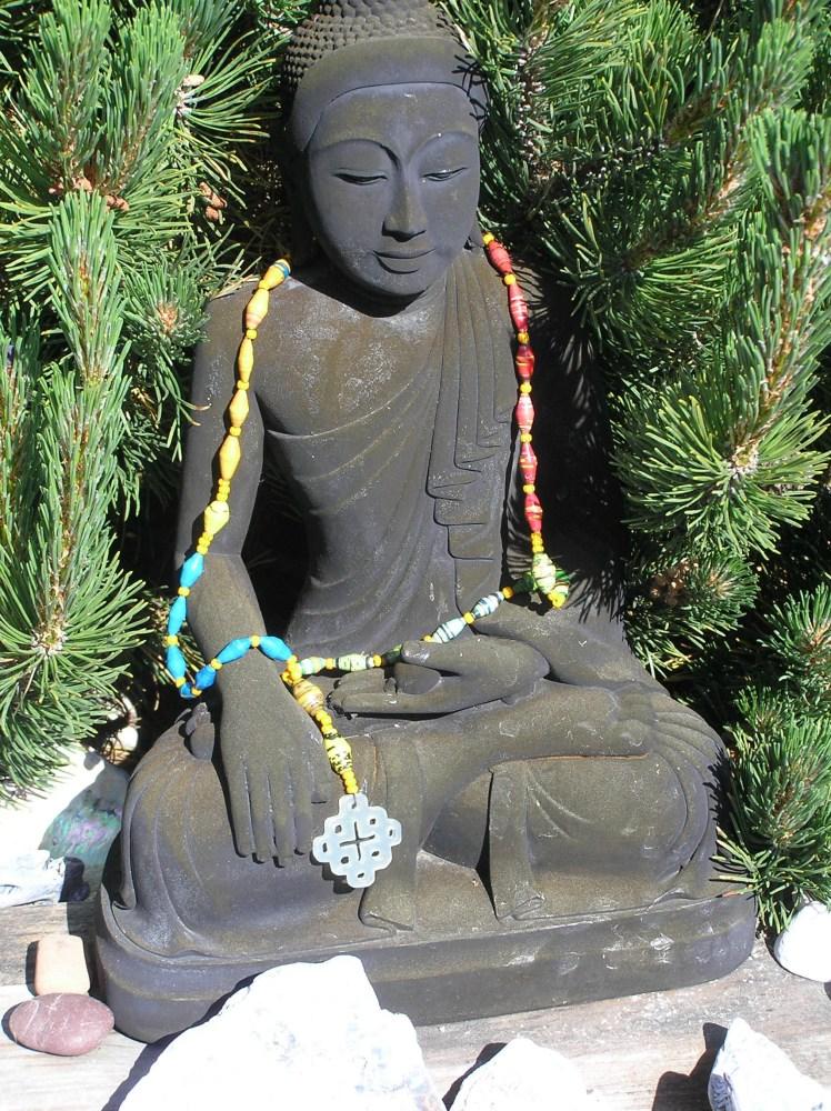 Paper Prayer Beads (4/4)