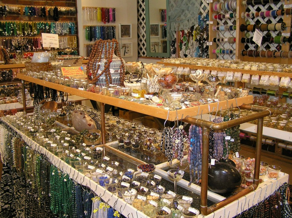 A Trip to Beads of Marin (3/6)