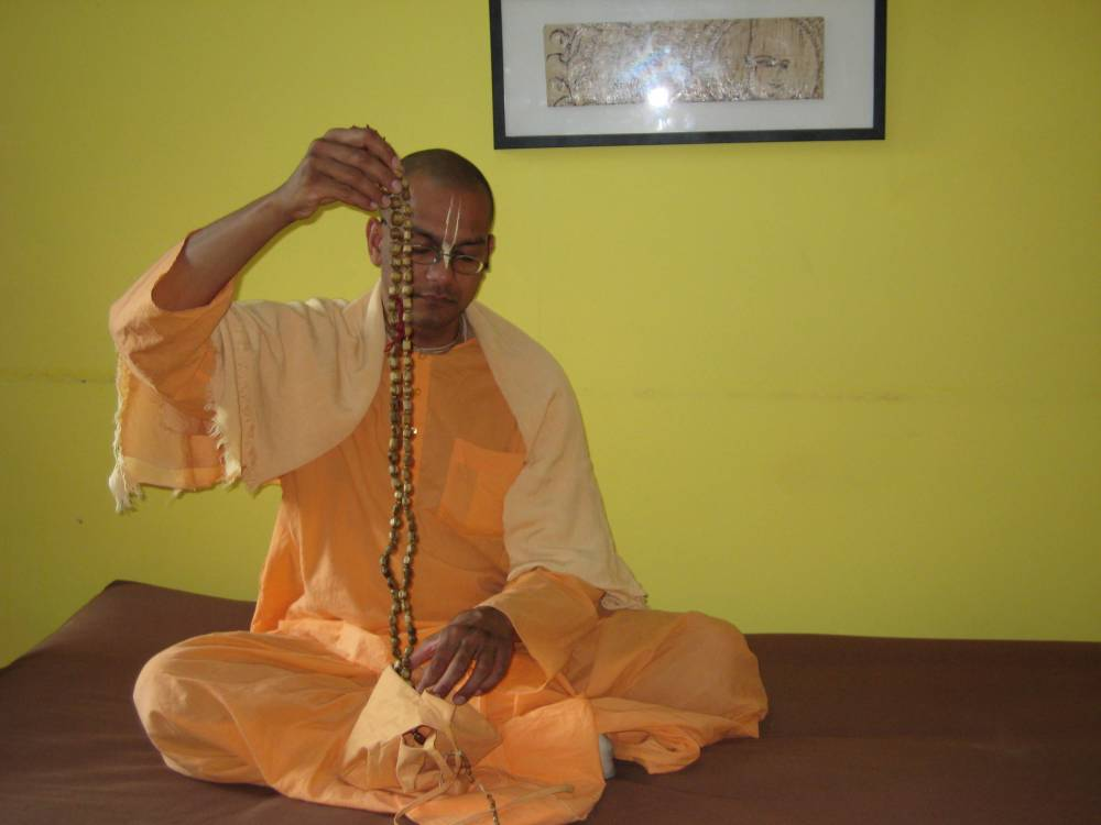 Pandit's Prayer Beads (4/4)