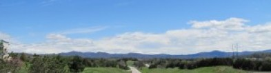 panoramic view in Lexington Virginia
