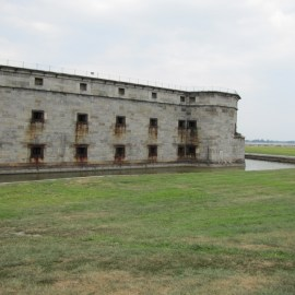 At Fort Delaware, History Comes Alive