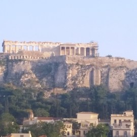 An Exploration of Ancient Athens in the Modern Day