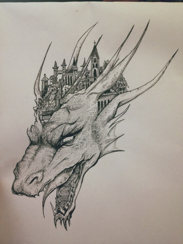 Dragon Head Kimberry