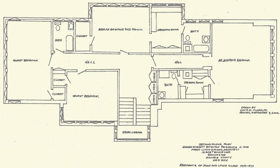 Frank Lloyd Wright House Floor Plans 19 Photo Gallery