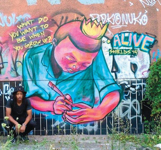 """whose streets"" art"