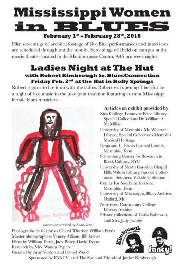 Mississippi Women Invite.indd