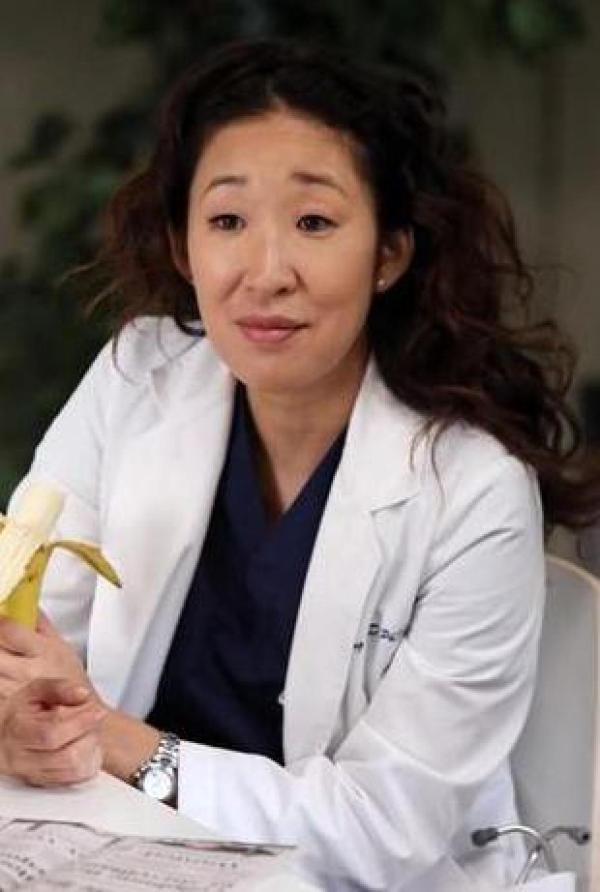 Christina Yang Grey's Anatomy