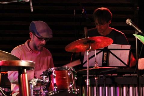 John Hollenbeck and Simon Kanzler