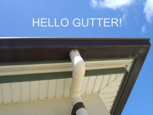 hello gutter