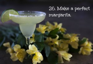 margarita with text