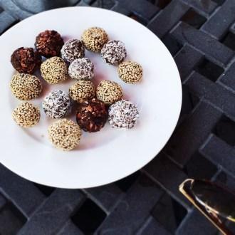 Protein Balls Recipe - Kim D'Eon