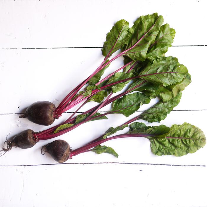 Healthy Beet Smoothie: Berry Beaty | Kim D'Eon