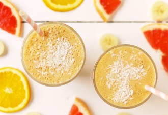 Fruit Smoothie: Grapefruit smoothie recipe | Kim D'Eon