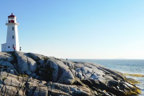 peggys cove - healthy restaurants halifax | Kim D'Eon