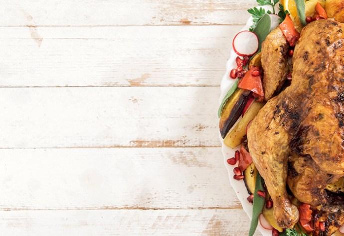 Kim D'Eon Thanksgiving Turkey Tips