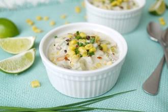 Kim D'Eon's Corn Chowder