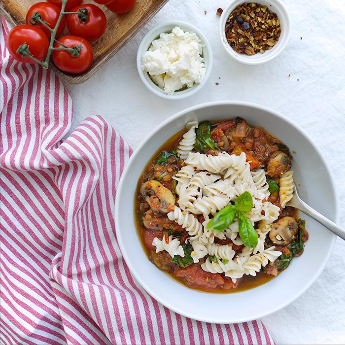 kim-deon-denis-Chunky-Tomato-Mushroom-Sauce-7