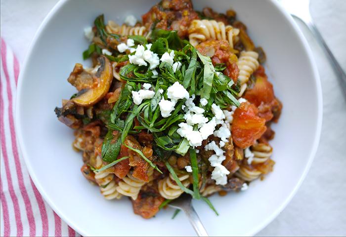 kim-deon-denis-Chunky-Tomato-Mushroom-Sauce-9