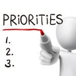 Align Your Priorities