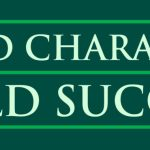 Develop Strong Personal Character
