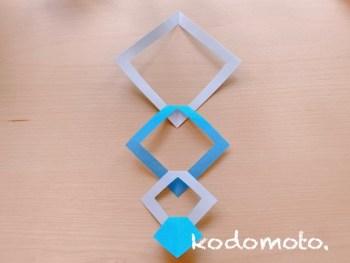 七夕飾りを折り紙で♪おしゃれで可愛い飾りを作ろう!