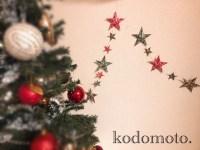 折り紙の星の折り方をご紹介!クリスマスの飾りにおすすめ☆