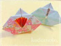 お雛様を折り紙で作ろう☆簡単で可愛い作り方をご紹介!