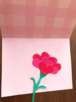 母の日のカードを手作りしよう!子供でも簡単に作れるよ♪