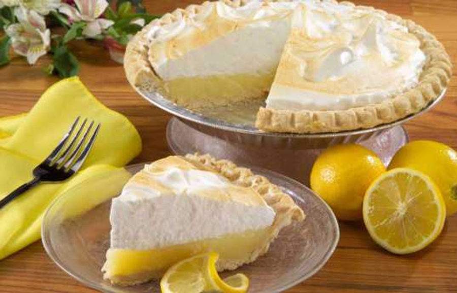 Recipe For The Best Ever Sour Cream Lemon Meringue Pie Free Printable