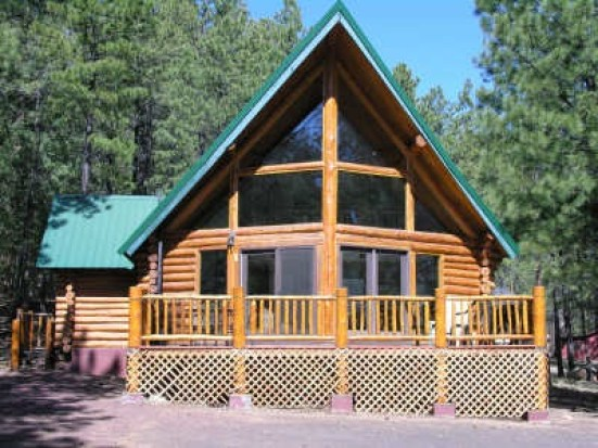 Beartooth Cabin in Greer, Arizona