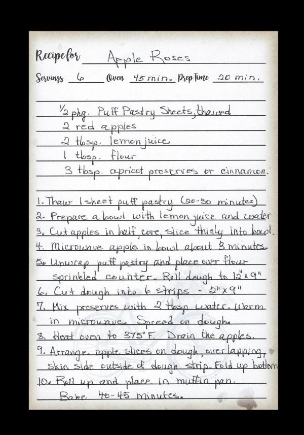 Carol-Recipe-page-apple-roses recipe
