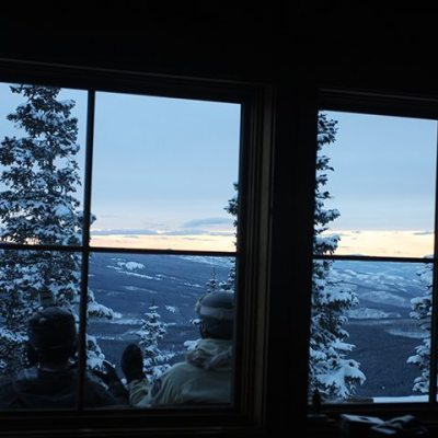Take A Winter Hut Trip In The Backcountry