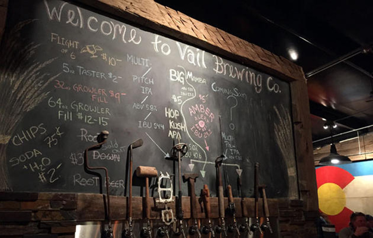 Vail Brewing Co.