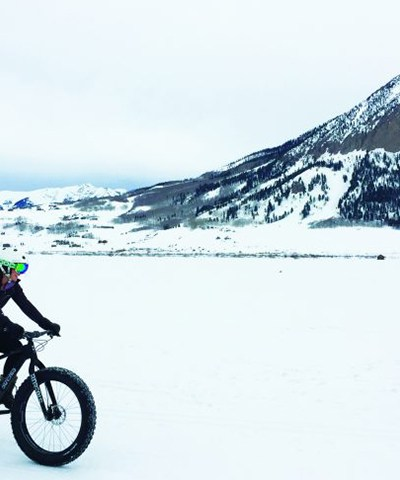 LARGE AND IN CHARGE: CRESTED BUTTE'S FAT BIKE WORLD CHAMPIONSHIPS