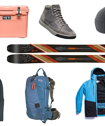 35 gear previews from Outdoor Retailer's first year in Denver