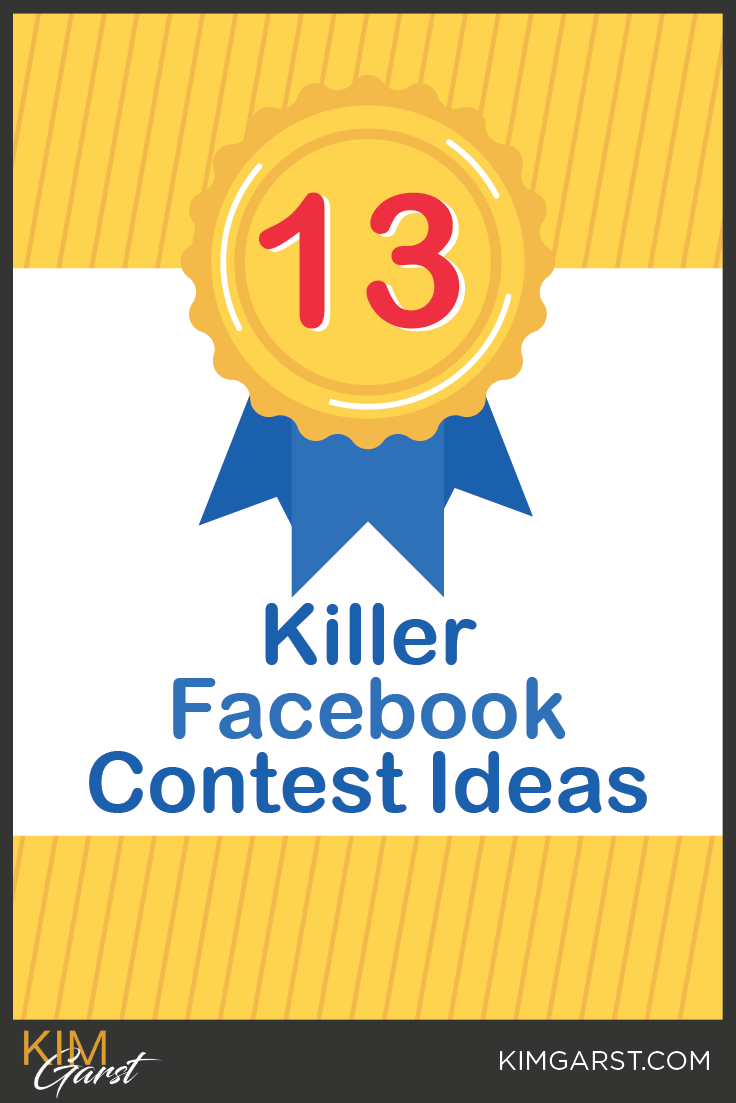 🔴13 Killer Facebook 🎁 Contest 🎁 Ideas You Can Run On Your Fan Page Today
