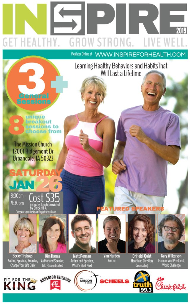 Inspire Health 2019