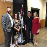 This Gorgeous Sculpture Brought in More than $2000 for Bras for the Cause