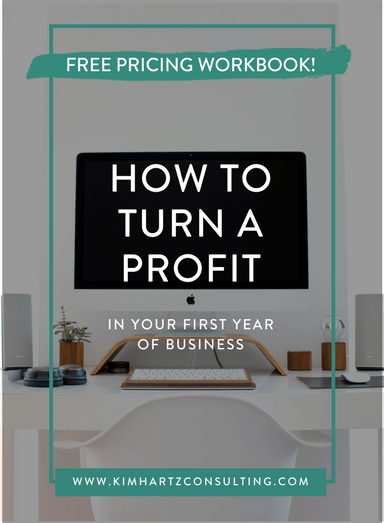 How to turn a profit your first year in business
