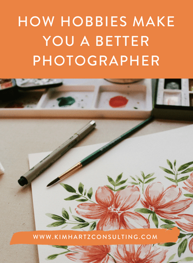 How hobbies make you a better photographer