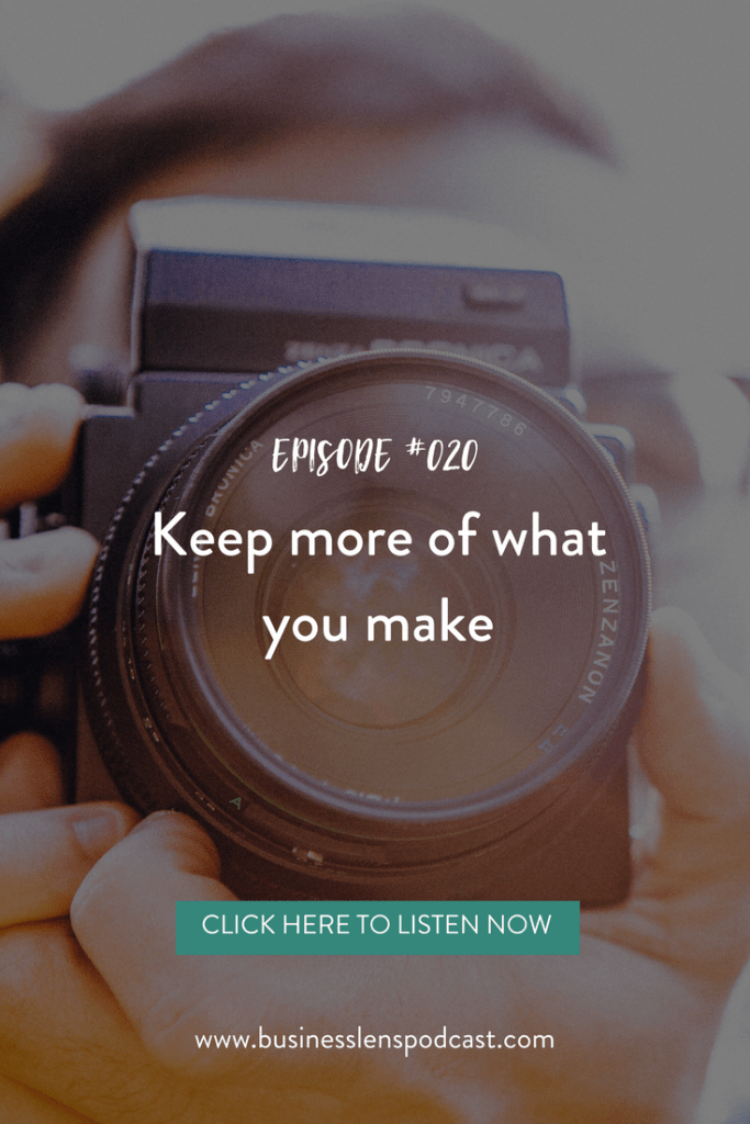 business lens podcast, cost of sales