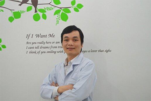 Dr Nguyễn Hữu Nam tại Thẩm mỹ Hàn Quốc - Kim Hospital.