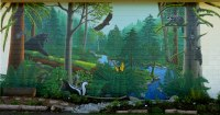 Nature Wall Mural Paintings | www.pixshark.com - Images ...