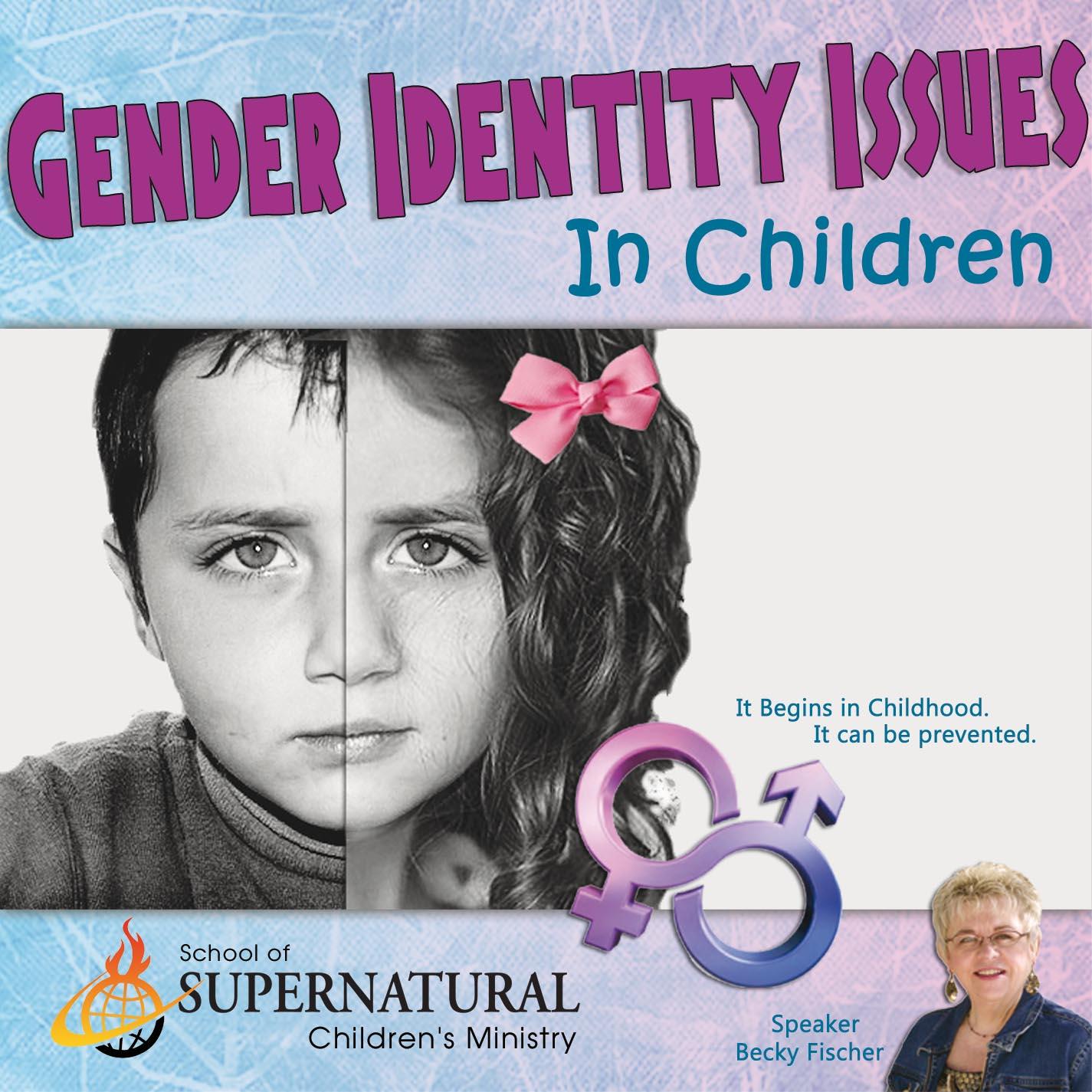 Gender Identity Issues In Children